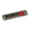 07246 ANTI-POLLUTION CHROMED 3D EMBLEM_100X25 MM_EURO 6