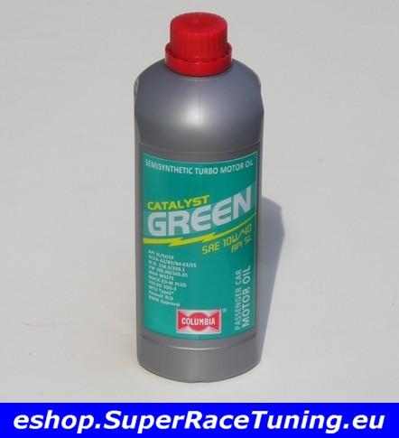 super race 10w40 catalyst green olio semisintetico vw. Black Bedroom Furniture Sets. Home Design Ideas