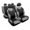 54807 DRIVE JEANS:CAR SEAT COVER SET_GREY