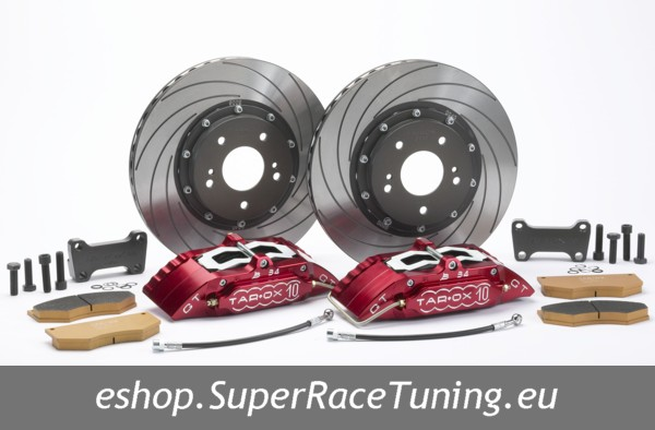 Gran turismo brake system packages have been developed specifically to replace the vehicle 2019s front brakes