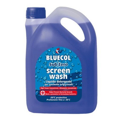 LBS025 BLUECOL:SCREEN WASH_2000 ML