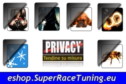 18341 KIT TENDINE PRIVACY OPEL ASTRA J GTC 3P 09/11>